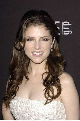 Anna Kendrick At Arrivals For 12th Poster