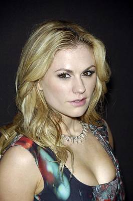 Anna Paquin At Arrivals For 12th Annual Poster