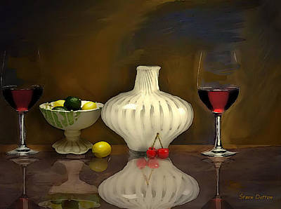 Another Still Life Poster by Stevn Dutton