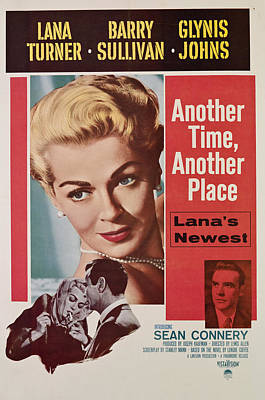 Another Time, Another Place, Top, Lana Poster