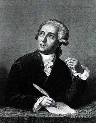 Antoine-laurent Lavoisier, French Poster by Science Source