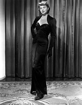 Arch Of Triumph, Ingrid Bergman, 1948 Poster