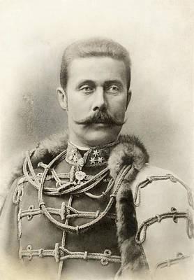 Archduke Franz Ferdinand, 1912 Poster by Everett