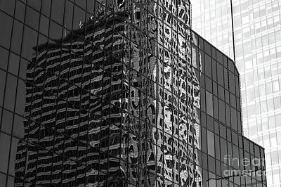 Architecture Reflections Poster by Dariusz Gudowicz
