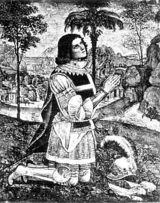 Aringhieri, Knight Of Malta Poster