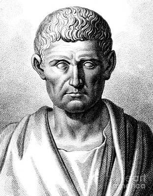 Aristotle, Ancient Greek Polymath Poster