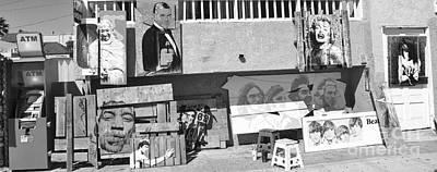 Art Dealer Venice Beach Poster