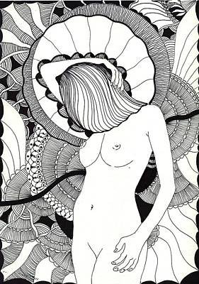 Art Poster by Marek Burbul