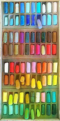 Artists Rainbow Poster
