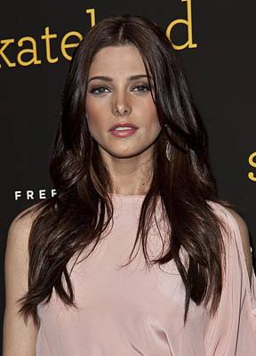 Ashley Greene At Arrivals For Skateland Poster