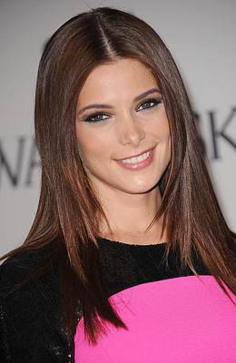 Ashley Greene At Arrivals For The 2011 Poster by Everett