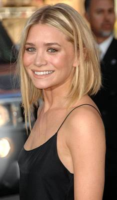 Ashley Olsen At Arrivals For Hangover Poster by Everett