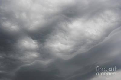 Asperatus - Sky Before Storm Poster
