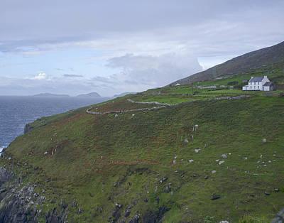 Poster featuring the photograph Atlantic Coast Ireland by Hugh Smith