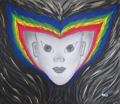 Aura Poster by Marianna Mills