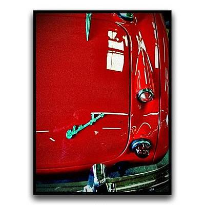 Austin Healy 3000 Poster by Paul Cutright