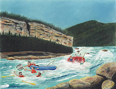 Averting Disaster Poster by Tim Koziol