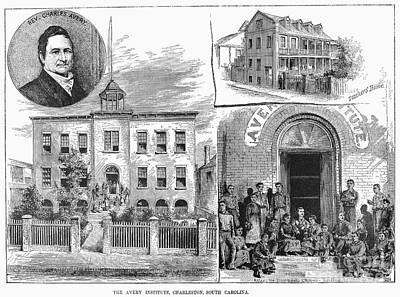 Avery Institute, 1879 Poster by Granger
