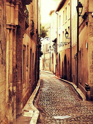 Avignon Street Poster