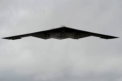 B-2 Heavy Bomber Was Designed Poster