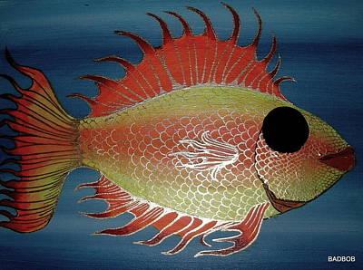 Badfish Poster