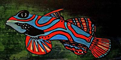 Badfruityfish Poster