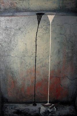 Balance Poster by Janelle Schneider