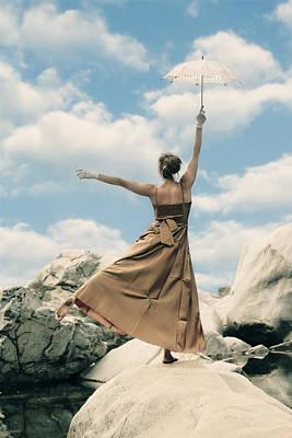 Balance Poster by Joana Kruse