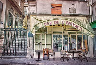 Bar De L'entracte Poster