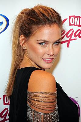 Bar Refaeli In Attendance For Sports Poster by Everett