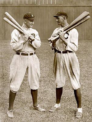 Baseball. Ty Cobb, Detroit Poster by Everett