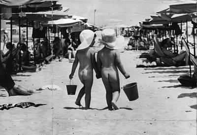 Beach Babies Poster