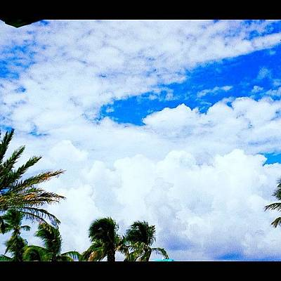 #beach #bestpic #beautiful #sea #sky Poster