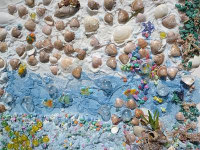 Poster featuring the photograph Beach by Beto Machado