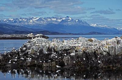 Beagle Channel - Tierra Del Fuego Poster by Juergen Weiss
