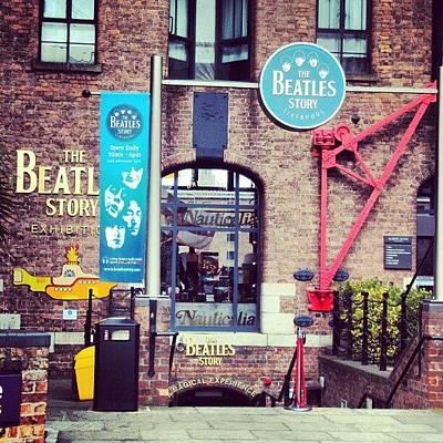 #beatles #thebeatlesstory #thebeatles Poster