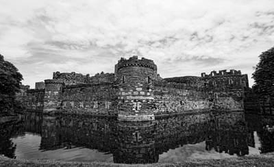 Beaumaris Castle Poster