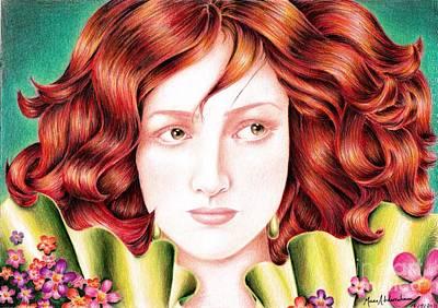 Beauty Poster by Muna Abdurrahman