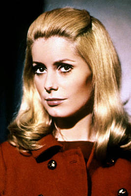Belle De Jour, Catherine Deneuve, 1967 Poster by Everett