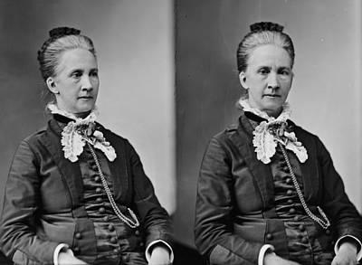 Belva Lockwood, Lawyer, Suffragist Poster