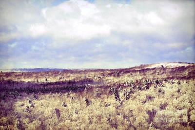 Berkshires In Winter Poster