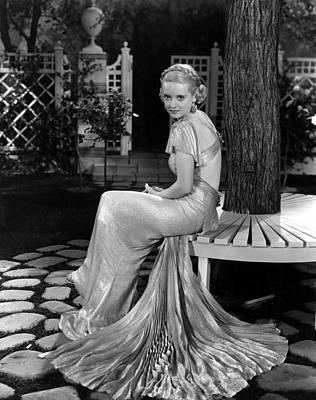 Bette Davis In The 1930s Poster by Everett