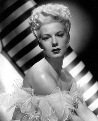 Betty Hutton, Paramount Pictures, 1947 Poster by Everett