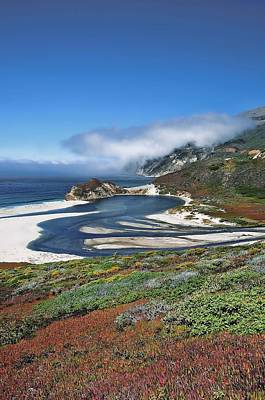 Poster featuring the photograph Big Sur by Renee Hardison