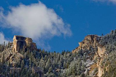 Bighorn Pass Poster by Twenty Two North Photography