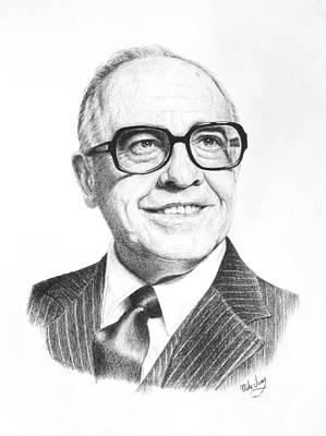 Bill Harvey Poster