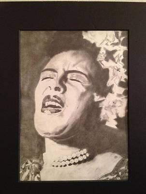 Billie Poster by David Duerson