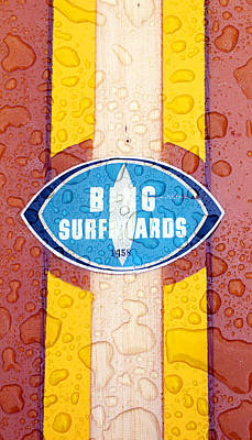 Bing Surfboards Poster by Ron Regalado