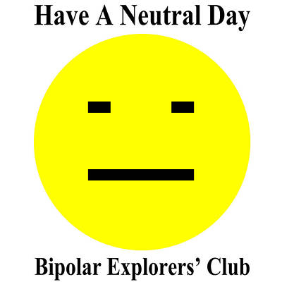 Bipolar Explorers' Club Poster by Gregory Scott