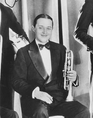 Bix Beiderbecke, At The Club New Poster by Everett